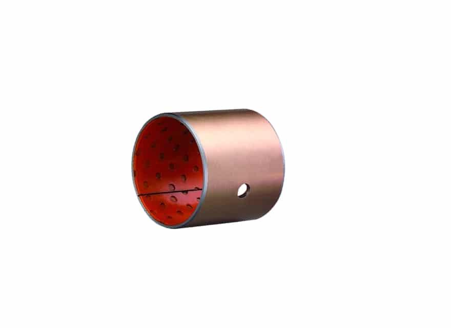 Polymer Bushing split bronze