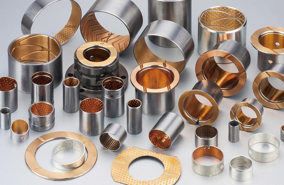 bimetal bushings manufacturer