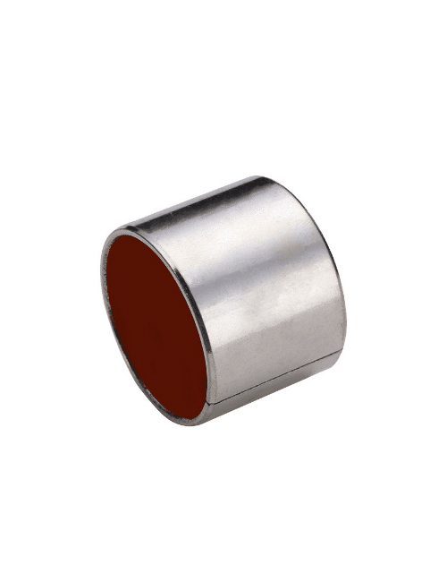 stainless steel backed bearings bushings