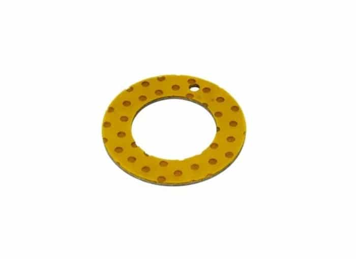 Supplied low carbon steel pom friction washer