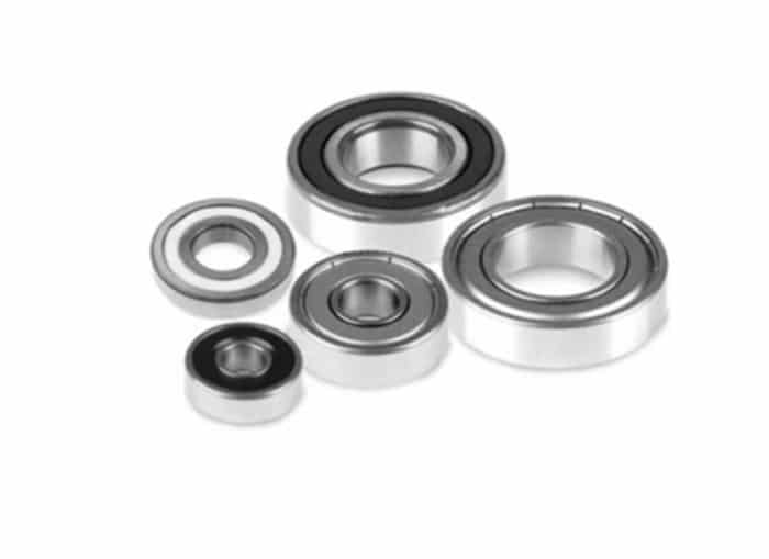 Corrosion-Resistant Deep Groove Ball Bearings