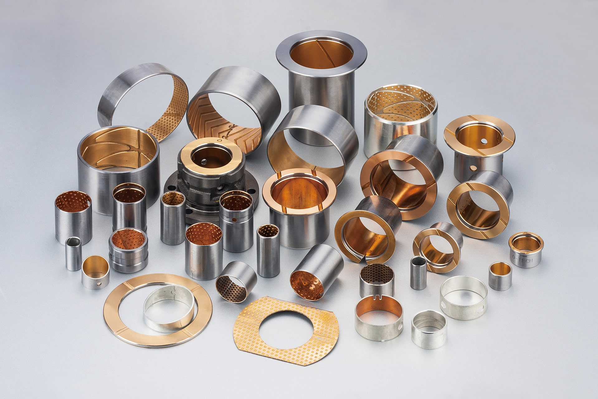 Metal and Bimetal Bearings