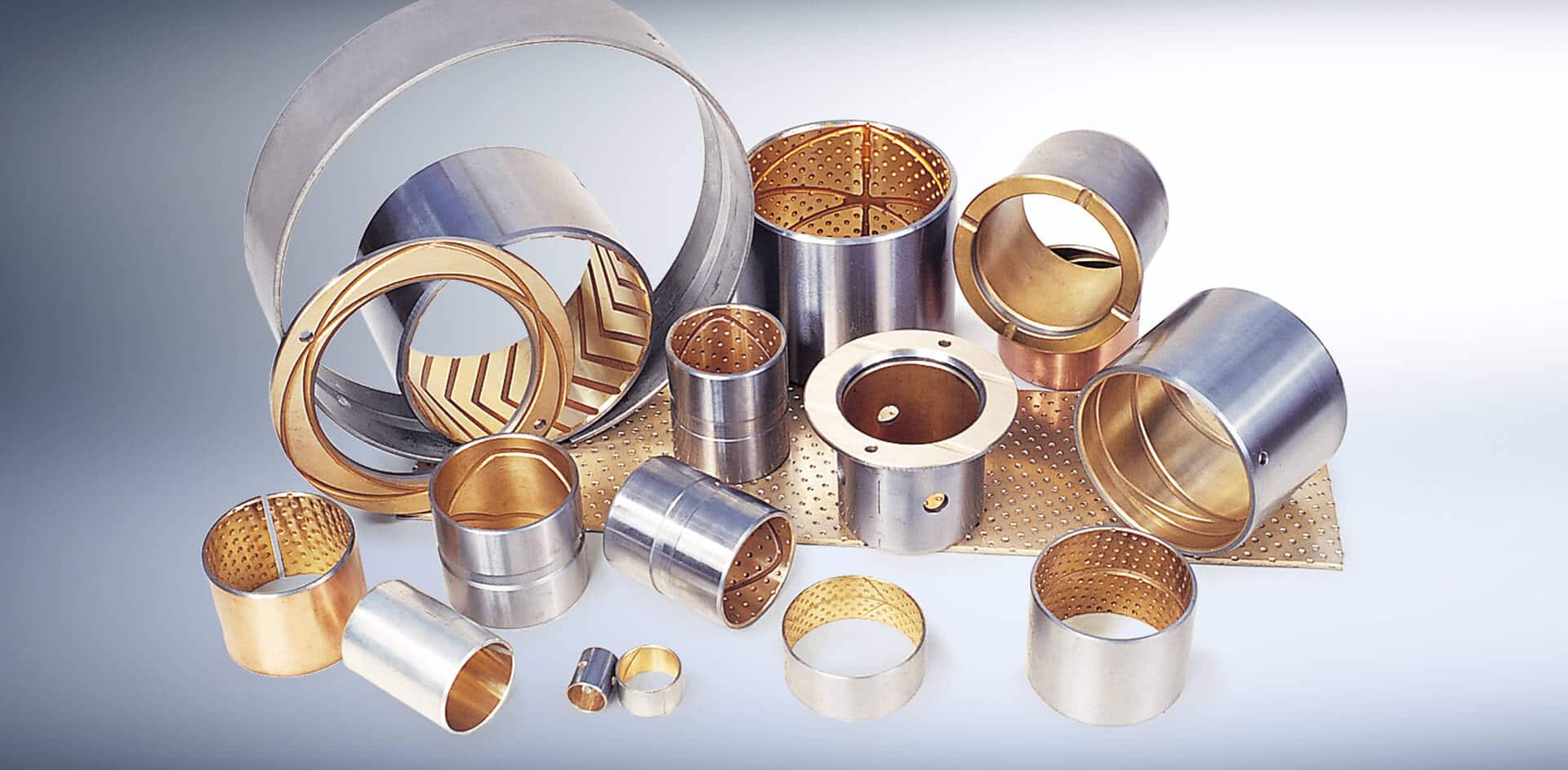 Bimetal Bearing - Factory Direct & Fast Shipping