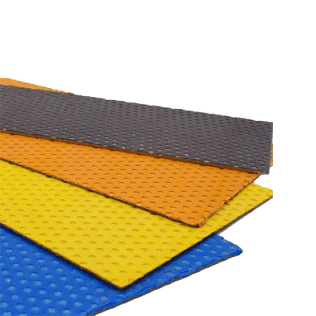 Multilayer material type DX in plate form.