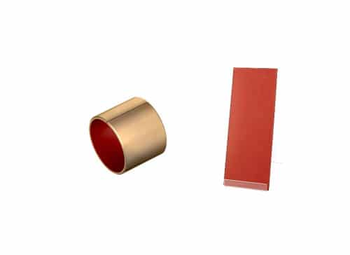hydraulic cylinder pins and bushings