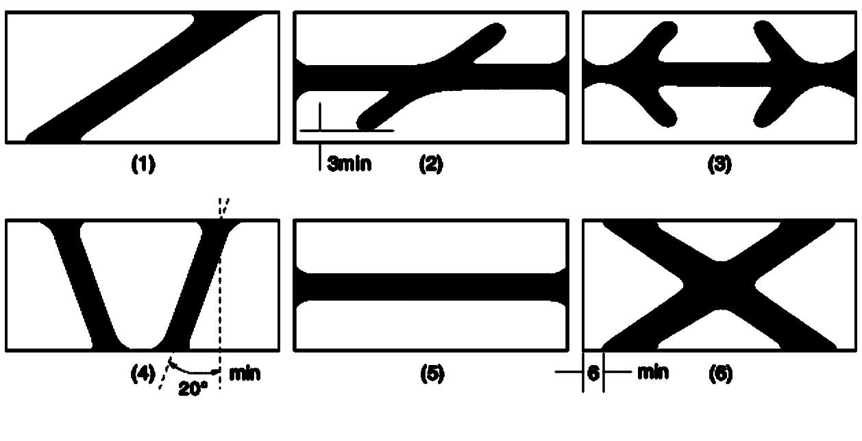 dual-metal self lubricating bearings tank shape