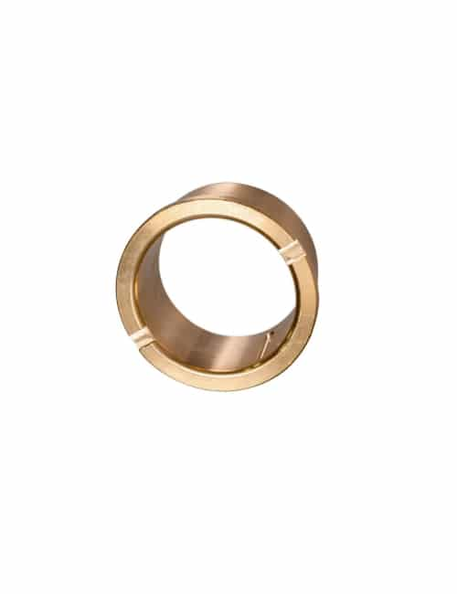 flange-bronze-bearings-groove-type