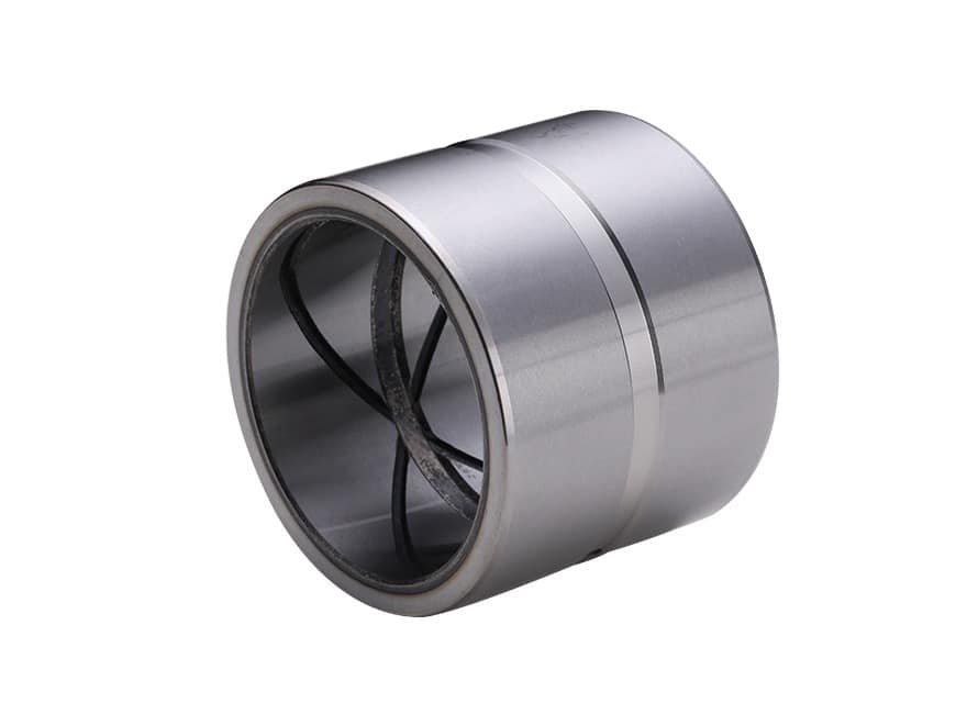 HARDENED STEEL BUSHINGS groove type
