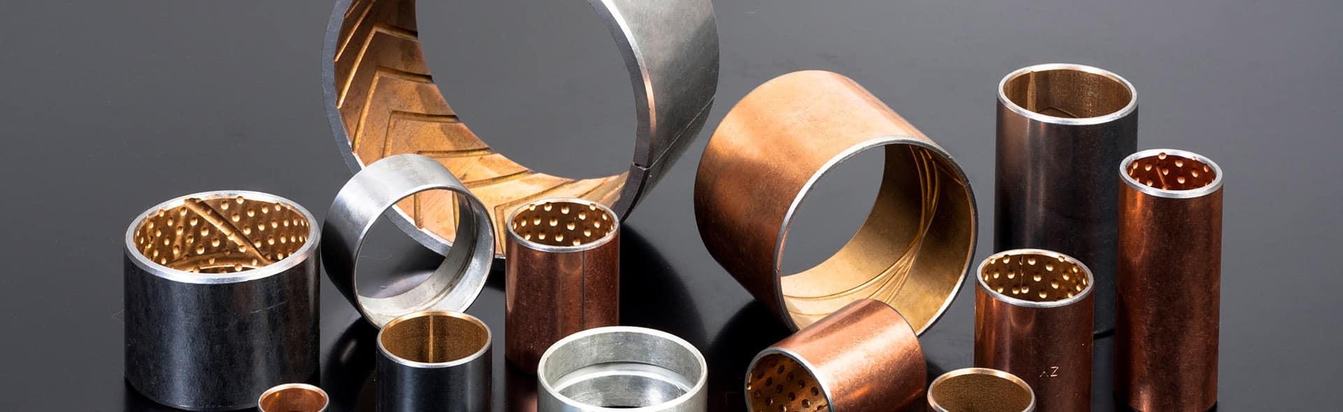 bimetal bushing sliding bearings bushing sliding bearings