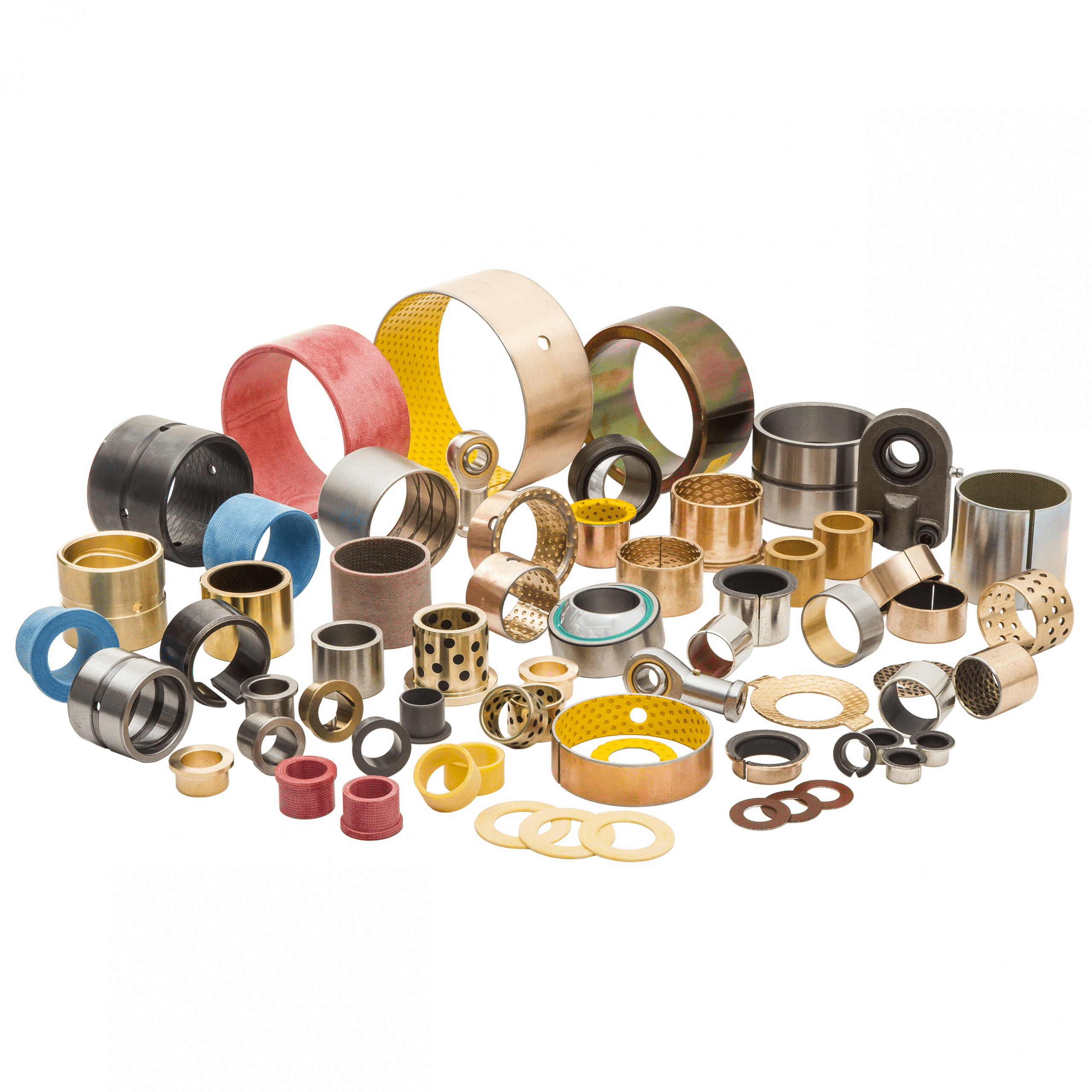 sleeve bushings sliding bearings