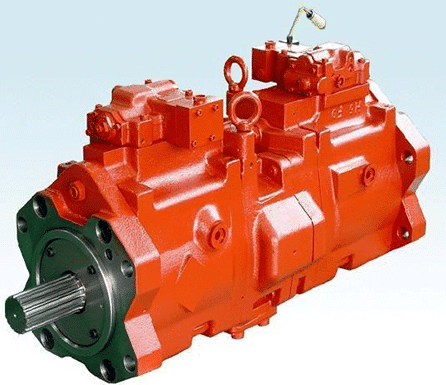AGRICULTURAL MACHINES – HYDRAULIC PUMPS