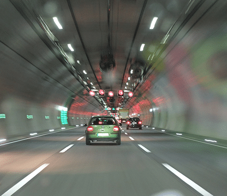 INFRASTRUCTURE AND TRANSPORTATION – AIR CIRCULATION FOR TUNNELS