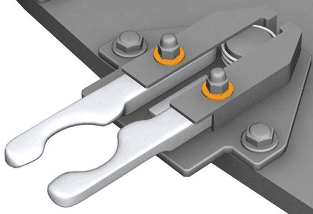 Clip bottle opener