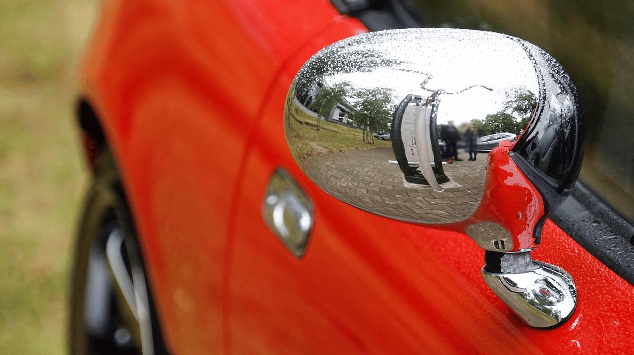 Car reflectors bearing