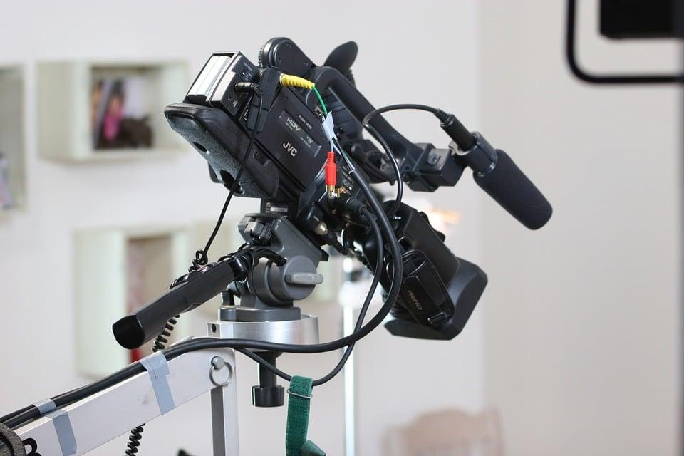 camera bearing