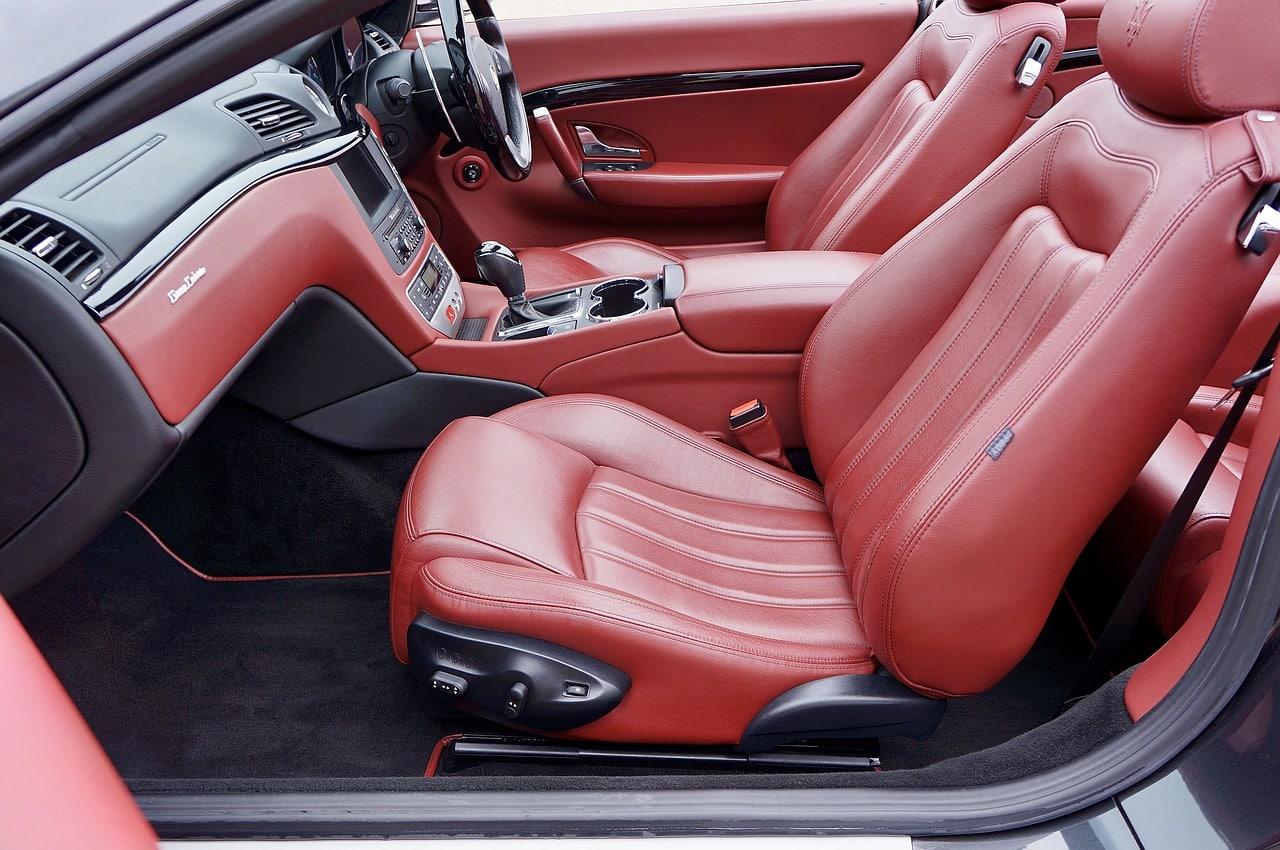 car seat bearing