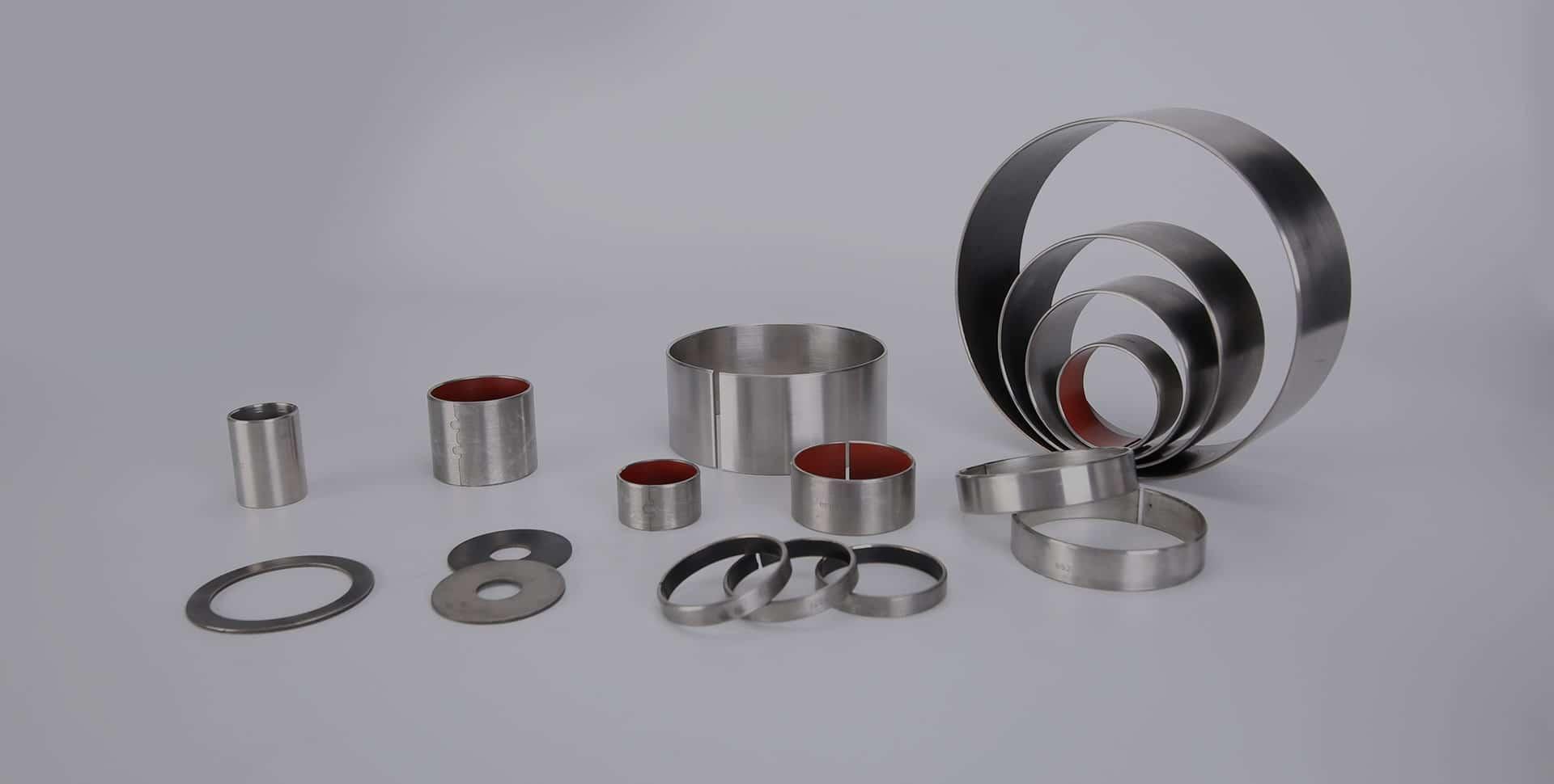 plain bushing bearing